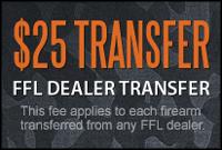 $25 FFL Transfer