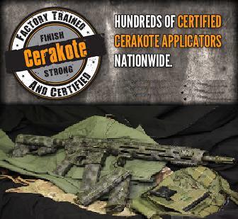 Cerakote Refinishing