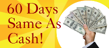 60-Day Layaway Program