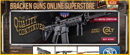 Gun Shop San Antonio | San Antonio FFL | Guns Store San